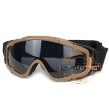Frame Adopts Excellent TPU Material Military Tactical Glasses,Shooting Sun Glasses