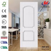 JHK-S03 Particulièrement 3.5MM modèle surface lisse blanche fin porte porte utilisée dans l'hôtel