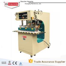 01 HX-12KWC High Frequency Canvas, Tent, Tarpaulin PVC Fabrics Welding Machine