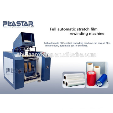 Machine de rebobinage de film étirable de Taiwan