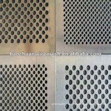 Precio competitivo de la perforación de metal perforado en la tienda (fabricante)