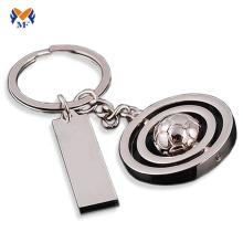 Popular metal ball idea keychain for men
