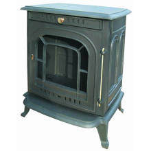 Cast Iron Wood Burning Stove, /Fireplace/ Cast Stove (FIPA008)