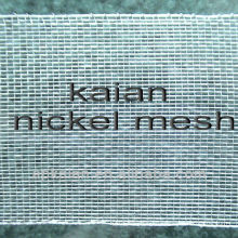 closed edge nickel wire mesh