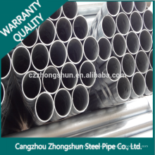 hot dip galvanized steel pipe in China