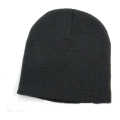 Leerer cooler Hip Hop Beanie Hut