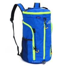 Водонепроницаемый нейлон Кемпинг рюкзак Сумка баррель мешок duffel (YKY7296)
