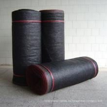 60% -70% Tasa de sombra Red de sombra negra / Red para la agricultura
