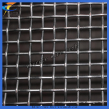 Vibrating Screen High Manganese Steel Crimped Wire Mesh