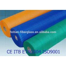 Treillis en fibre de verre résistant aux alcalis