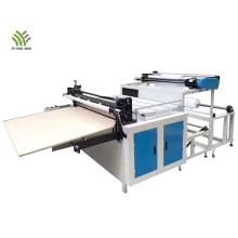 EVA foam roll cross cutting machine