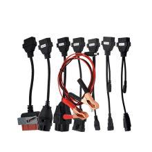OBDII 8 штук диагностические кабели полный набор адаптеров для Tcs Cdp про автомобили