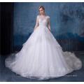 Алибаба платье свадебное платье последние свадебные дизайн HA608