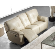 Living Room Sofa with Modern Genuine Leather Sofa Set (916)