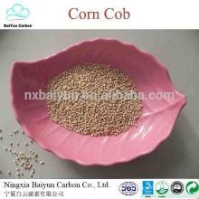 Farinha de grão de milho para o cultivo de cogumelos milho em massa na espiga