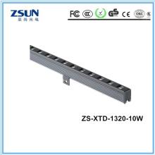 Luzes lineares de poupança de energia plásticas portáteis do diodo emissor de luz 10W
