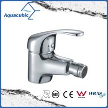 Chromed Single Handle Brass Bidet Faucet (AF1966-8)