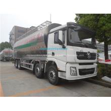 Camión de descarga / transporte de cemento de alimentación a granel Shanqi