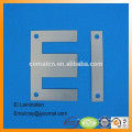 Pilhas EI133.2B/CRNGO/ EI para transformador