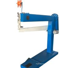 Manual Operate Carton Cardboard Stitch Machine/Box making Stapler Machine