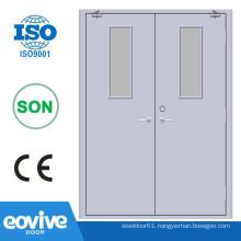 2 hour high quality as standard fire door