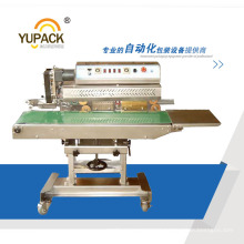 High Speed Stainless Steel Continuous Feed Sealer