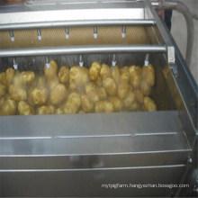 Factory Supply Potatoes Washing and Peeling Machine/Potato Cleaning Machine China