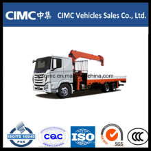 Hyundai Truck Mounted Crane 10-15ton Lifting Capacity