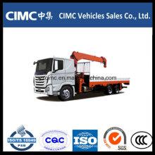 Хундай грузовик установил Кран 10-15-тонных Грузоподъемность