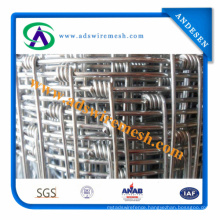 Golf Course Fence/ Tennis Court Fence and Sports Field Fencing Made From Chain Link Mesh