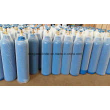 99.9% N2o Gas Filled in 10L Cylinder , Gas Vol. 5kg/Cylinder Valve: Qf-2