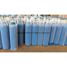 99,9% N2o Gas Preenchido em 10L Cilindro, Gas Vol. 5kg / válvula de cilindro: Qf-2