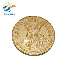 En gros 3D Antique Souvenir Personnalisé Cadeau Antique En Gros Coin