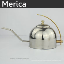1.2L Classic Pour Over Kettle with Golden Handle