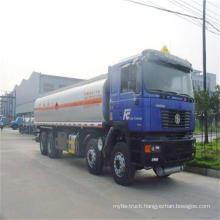 Shacman 25-30liters 8X4 Fuel Tanker Truck