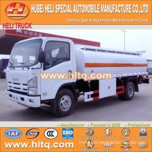 Japan technology 4x2 190hp 12CBM hydrochloric acid tank truck for sale , china factory supply