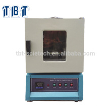 T-BOTA 82 TYPE tournant bitumineux membrane asphalte four asphalte mince film four