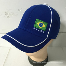 (LFL15011) Knit Ottoman Team Cap com Spandex Sweatband