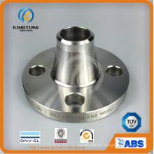 Soldadura de acero dúplex brida forjada con TUV (KT0005)