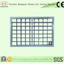 Rejillas de ventilación de aire de acero de plástico (CY-persianas)