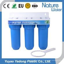 Cor azul Nw-Br10b5 do filtro de água do atlas de 3 fases