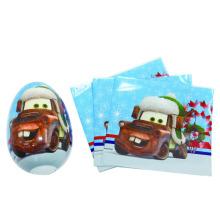 Heat Shrink Wrap Sticker Sleeve Decoration For Easter Eggs
