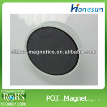 strong screwed hole hook magnet