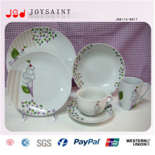 China Wholesale Hot Selling 10.5 Ceramic Dinner Plate Porcelain Dinnerware