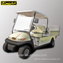Electric Fuel Type and 2 Seats Cheap China electric Golf cart For Sale