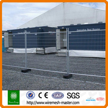 hot dipped galvanized australian temporary fence for sale