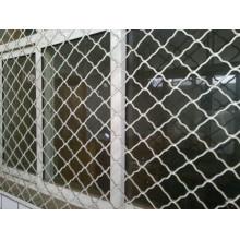 Liga de alumínio guarda grade para a cerca da casa