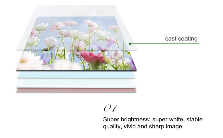 1 3 Glossy Photo Paper