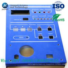 Revestimiento en polvo personalizado Revestimiento de aluminio pintado para el panel de control