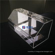 Écran d'affichage en acrylique bon marché de style nouveau style
